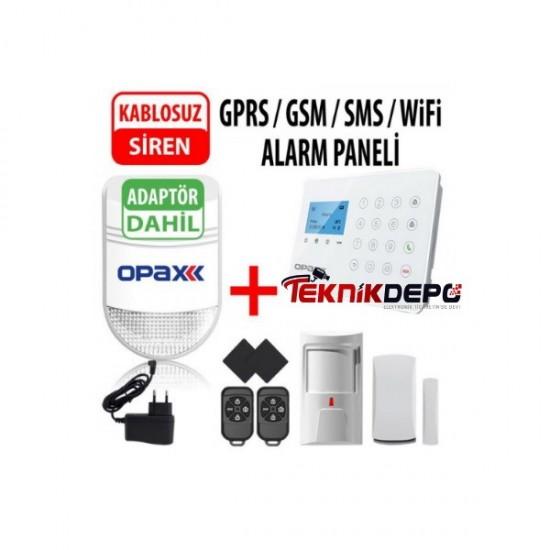 OPAX ARD 575 Alarm Seti
