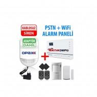 OPAX ARD 632 Alarm Seti